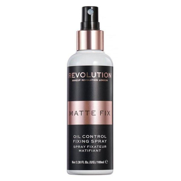 Makeup Revolution Pro Fix Oil Control Fixing Spray 100ml Transparent