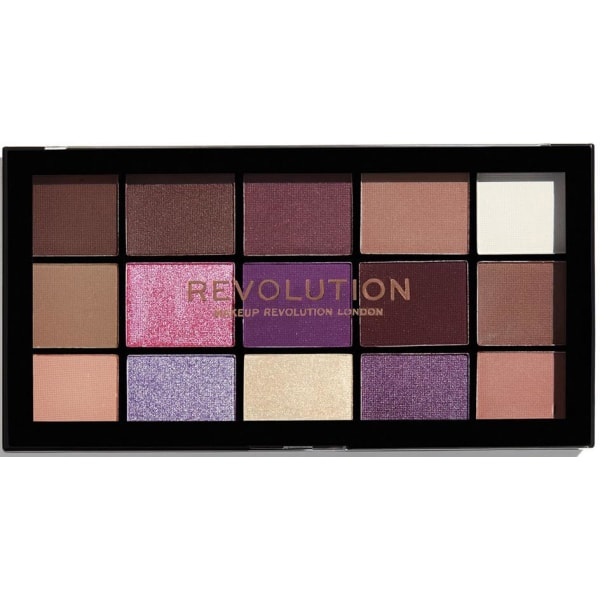 Makeup Revolution Re-Loaded Palette Visionary Transparent