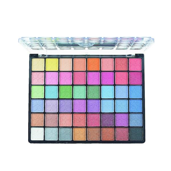 Sminkset med 58 olika färger