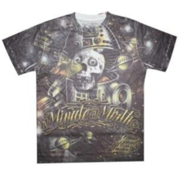 Minute Mirth Herr T-shirt