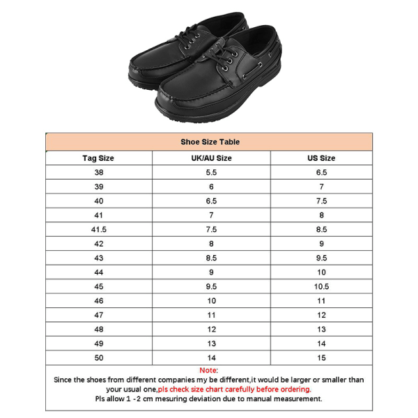 Men casual loafers fashion round toe lightweight low top shoes Black,42