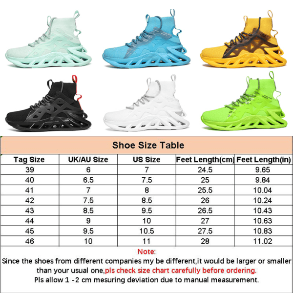 Men's solid color sneakers fashion breathable casual shoes Apple Green,44
