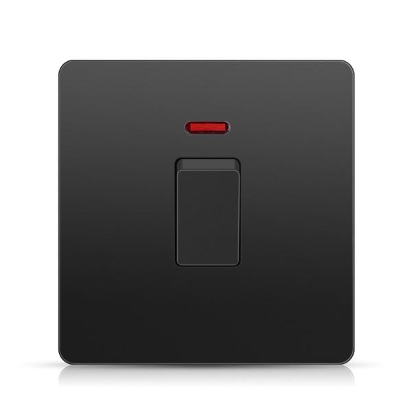 Wall Electric Socket Light Switches & Sockets USB Ports 20A Socket