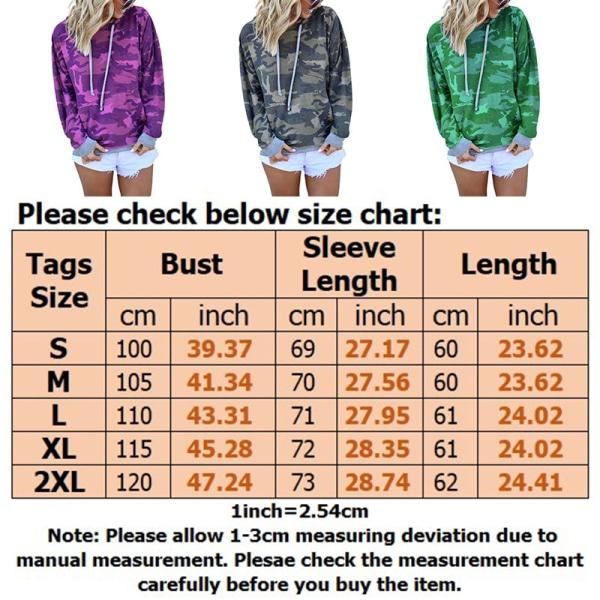 Women's casual loose T-shirt top sleeve hooded sweatshirt Gray,L