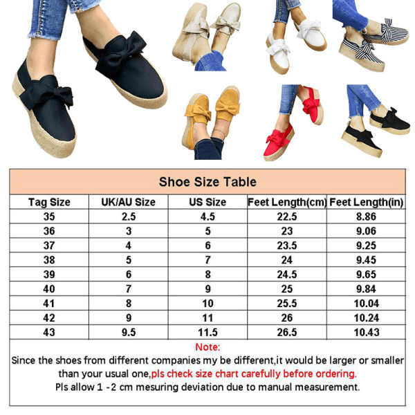 Women's solid color flat shoes comfortable casual shoes Golden,43
