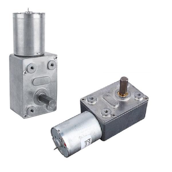 DC motor med växellåda 12V/40 rpm