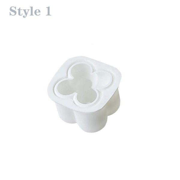 3D silikonstearin vaxmodell STIL 1