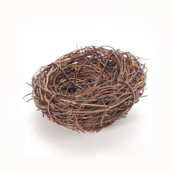 Bird Nest Vine Handgjord 8 CM