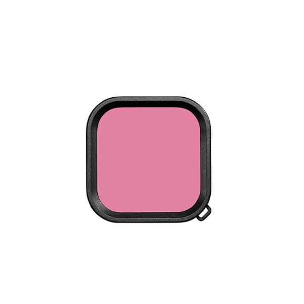 Färgfilter Kameralinsskydd Filter Set PINK