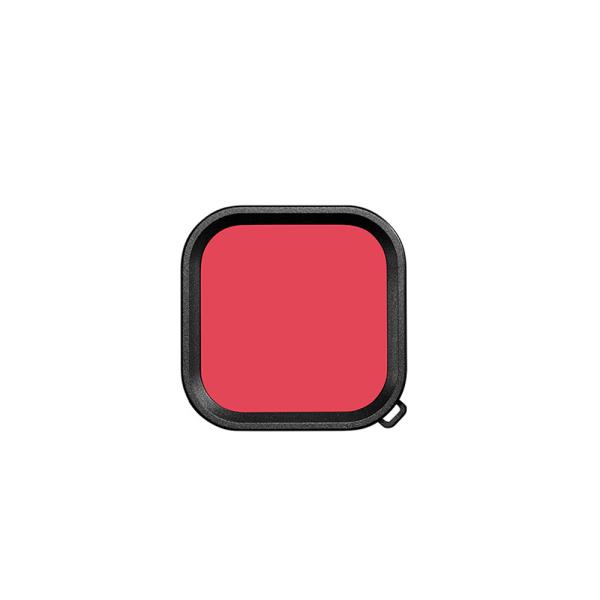 Färgfilter Kameralinsskydd Filteruppsättning RÖD