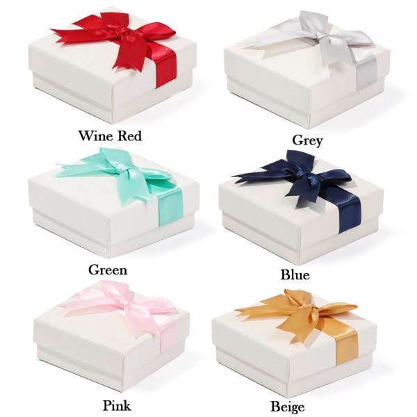 Smyckeshållare Presentförpackningar GRÅ