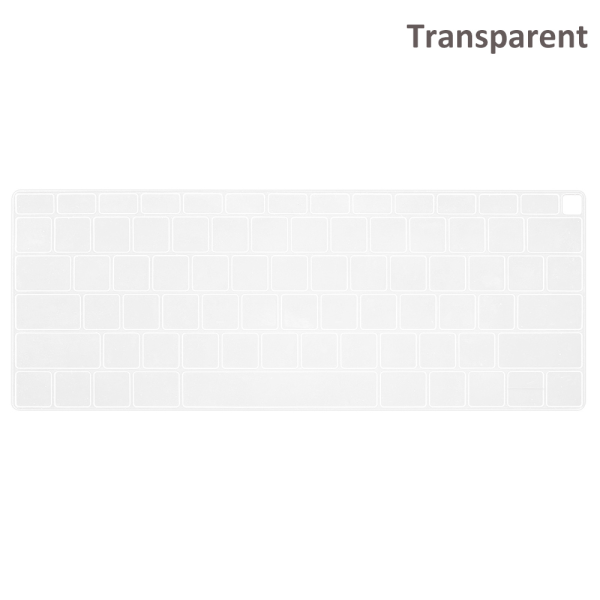 Keyboard Cover Protector Film Sticker TRANSPARENT