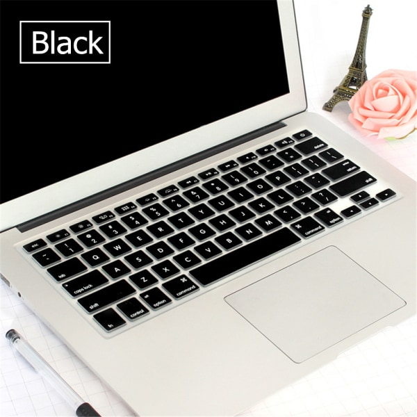 Keyboard Cover Silicone BLACK