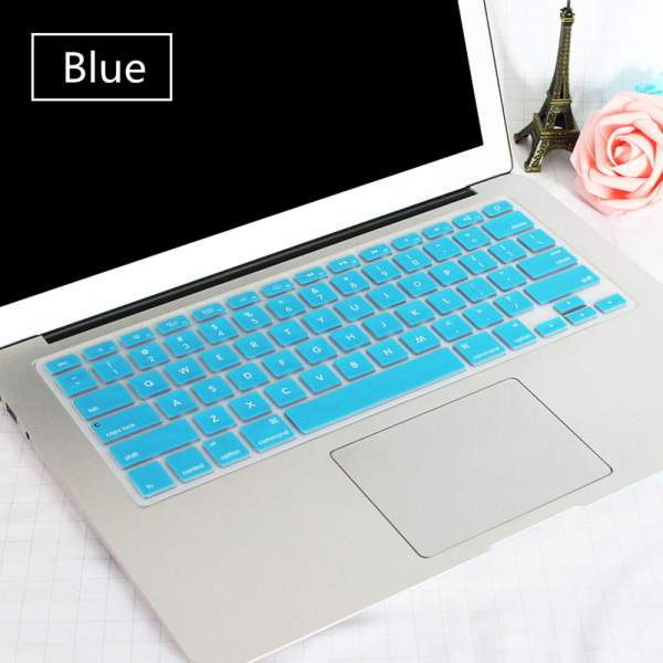 Keyboard Cover Silicone BLUE