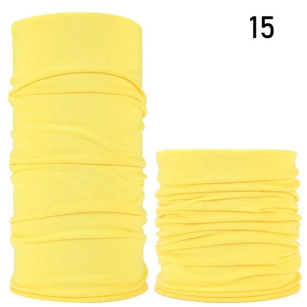 Magiskt halsduk vindtätt huvudband 15