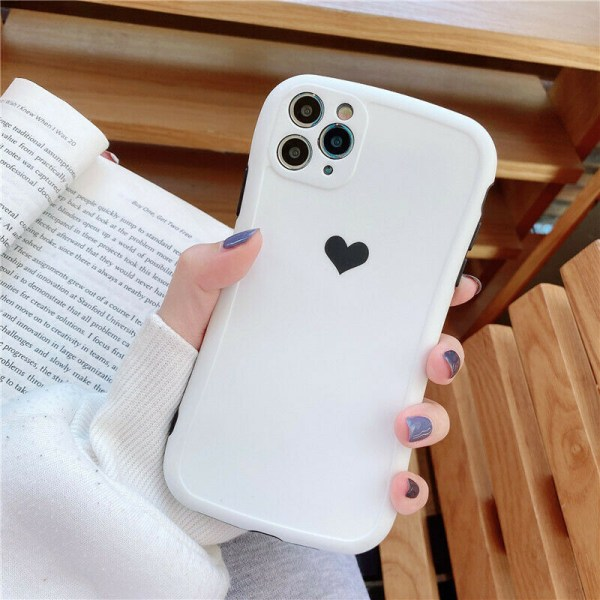 Fodral till iPhone 12 11 Pro Silica Gel Soft Phone Cover C,For iPhone XR