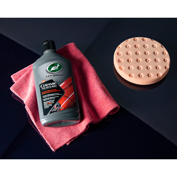 Turtle Wax Hybrid Solutions, Ceramic Polish & Wax