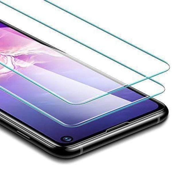 [2-Pack] Skärmskydd Huawei Y6p - Härdat Glas Transparent