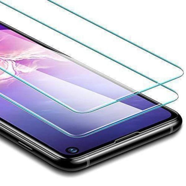 [2-Pack] Skärmskydd Xiaomi Redmi Note 9 - Härdat Glas Transparent