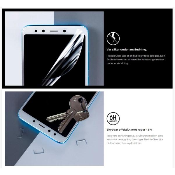 3MK™ Flexible Skärmskydd Asus Zenfone 7 Pro Glass Transparent