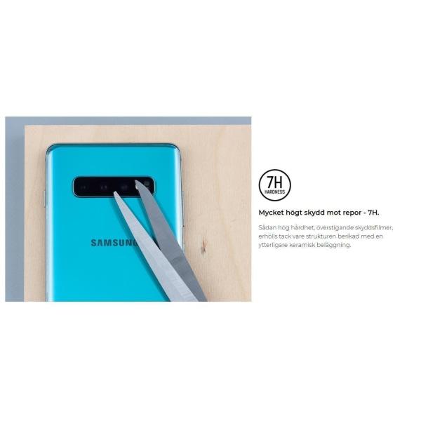4-Pack 3MK FlexibleGlass Xiaomi Poco M3 Linsskydd Kamera Transparent