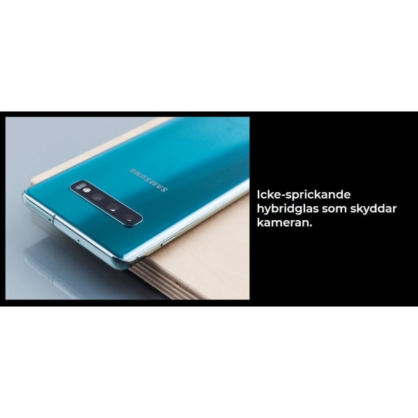 4-Pack 3MK FlexibleGlass Xiaomi Redmi Note 9S Linsskydd Kamera Transparent