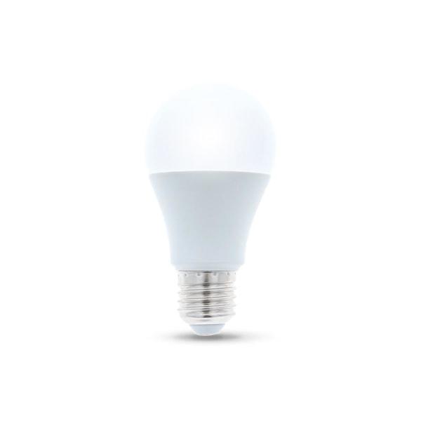 4-Pack LED-Lampa E27 8W 640lm (6000k) Kall Vit Vit