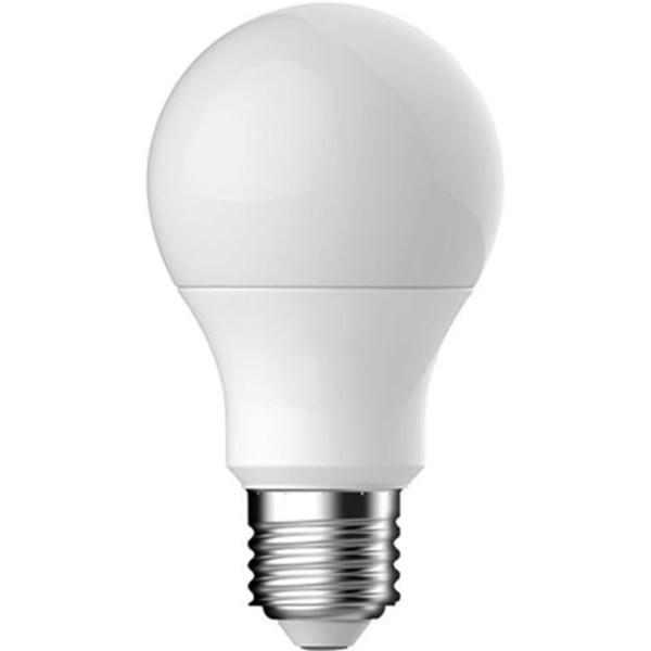 5-Pack LED-Lampa E27 6W 480lm (3000k) Varm Vit Vit