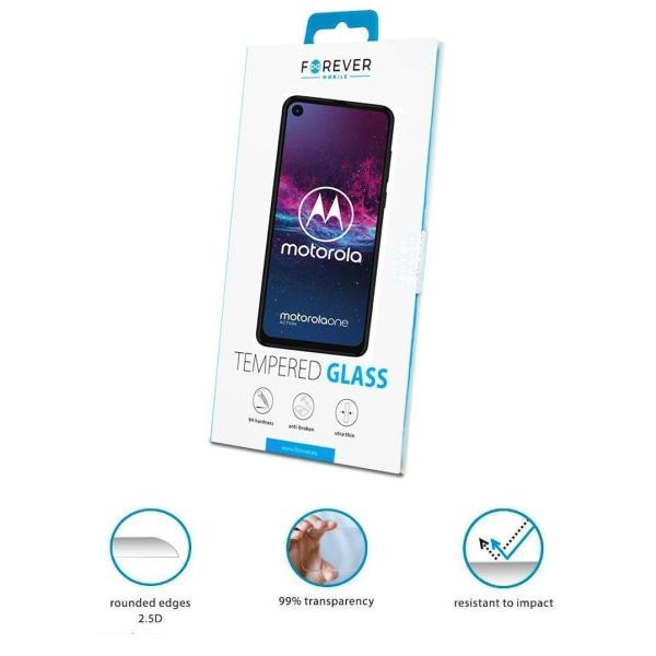 Forever™ Skärmskydd till iPhone 12/12 Pro  - Härdat Glas Transparent