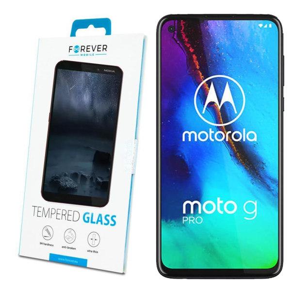 Forever™ Skärmskydd till Motorola Moto G8 Power - Härdat Glas Transparent