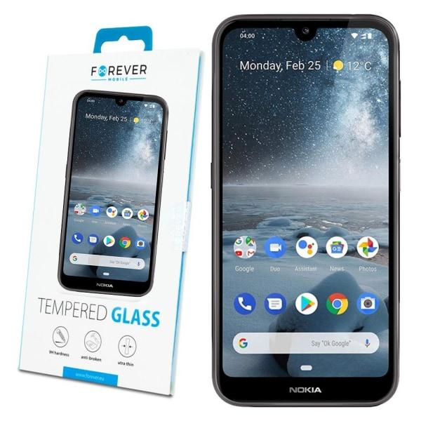 Forever™ Skärmskydd till Nokia 4.2 - Härdat Glas Transparent