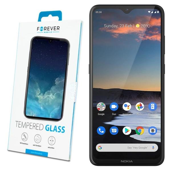 Forever™ Skärmskydd till Nokia 5.3 - Härdat Glas Transparent