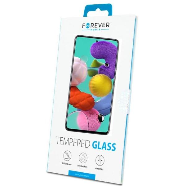 Forever™ Skärmskydd till Samsung Galaxy A51 - Härdat Glas Transparent
