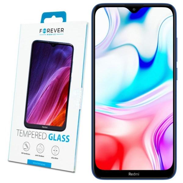 Forever™ Skärmskydd till Xiaomi Redmi 8A- Härdat Glas Transparent