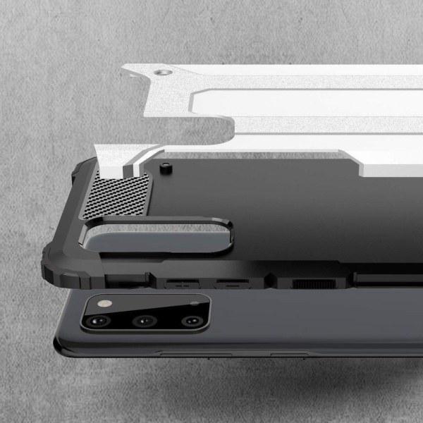 Hybrid Armor Skal till Samsung Galaxy Note 20 - Blå Blå