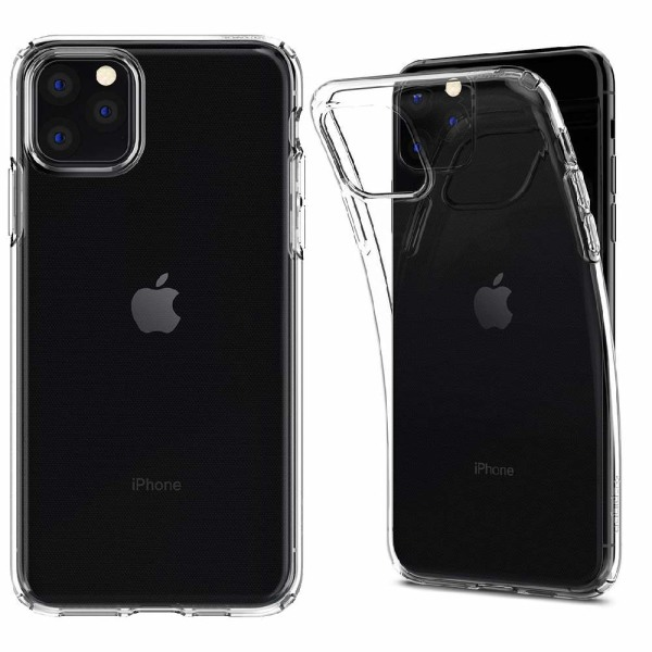 iPhone 11 Pro Max Skal Ultra-Slim Transparent TPU  Transparent