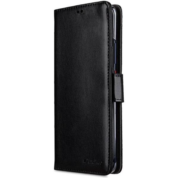 Melkco™ Wallet Huawei Mate 20 Pro Plånboksfodral - Svart Svart