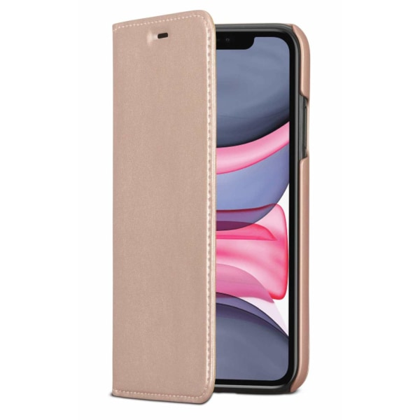 Samsung Galaxy A40 Plånboksfodral Fodral - Guld Guld