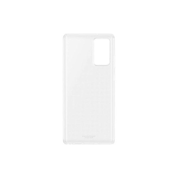 Samsung Galaxy Note 20 Clear Cover Original Skal -  Transparent