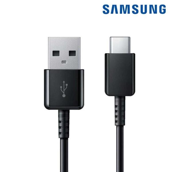 Samsung Galaxy S20/S10 USB-C Snabbladdare 1.5 M  Svart