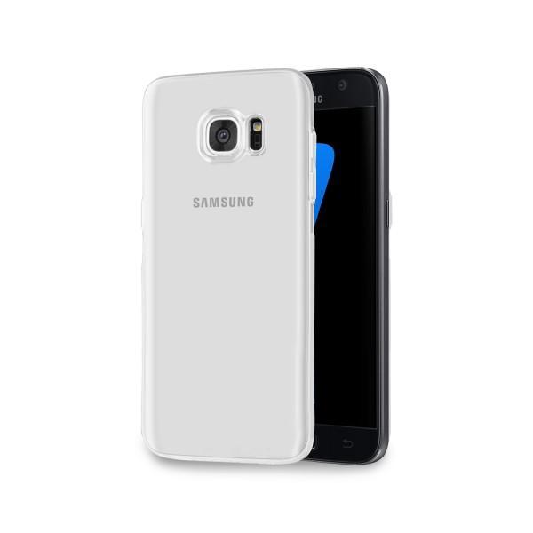 Samsung Galaxy S7 Skal Ultra-Slim Genomskinligt Skal Transparent