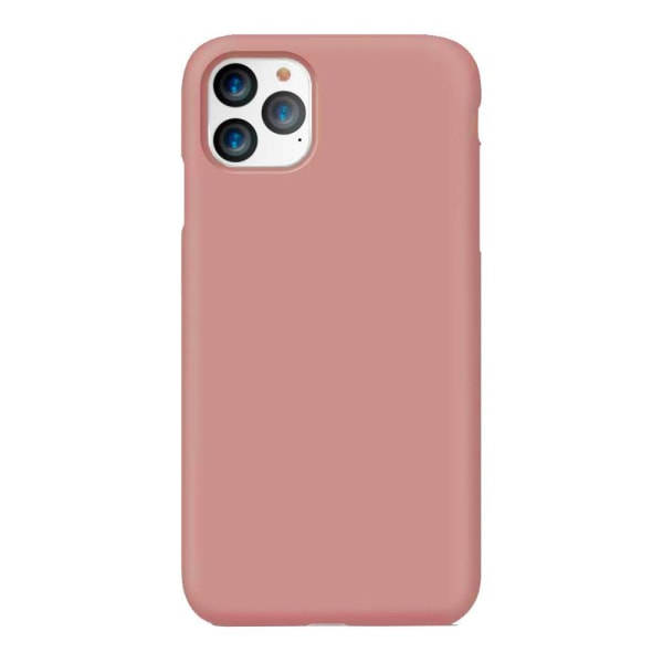 Silikonskal till iPhone 11 - Sand Pink Rosa