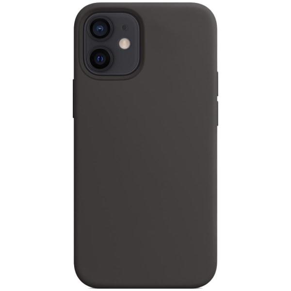 Mobilskal till iPhone 12 - Svart Svart