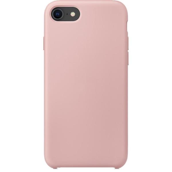 Silikonskal till iPhone 6S / 6 - Sand Pink Rosa
