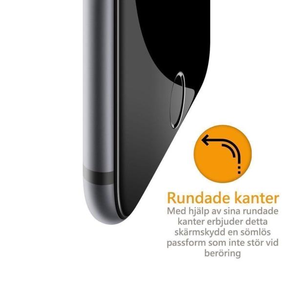 uSync® Skärmskydd Xiaomi Redmi Note 9 - Fullskärm Härdat Glas Transparent