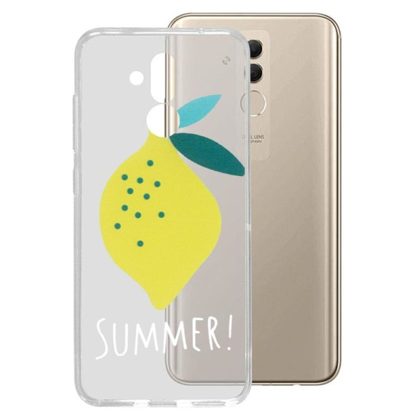 uSync™ Huawei Mate 20 Lite - Design Case Summer Transparent