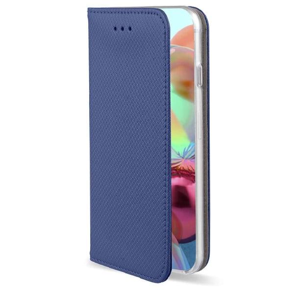 Xiaomi Mi 10T 5G/10T Pro Plånboksfodral - Mobilfodral Blå Blå