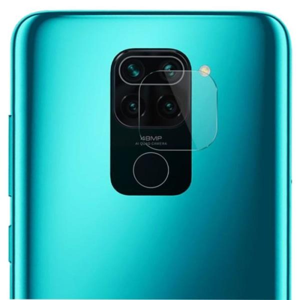 Xiaomi Redmi Note 9 Linsskydd Härdat glas för Kamera Transparent