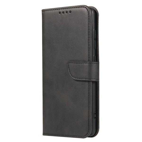 Xiaomi Redmi Note 9 Plånboksfodral - Svart Svart