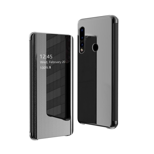 Xiaomi Redmi Note 9 - Smart View Fodral - Svart Svart